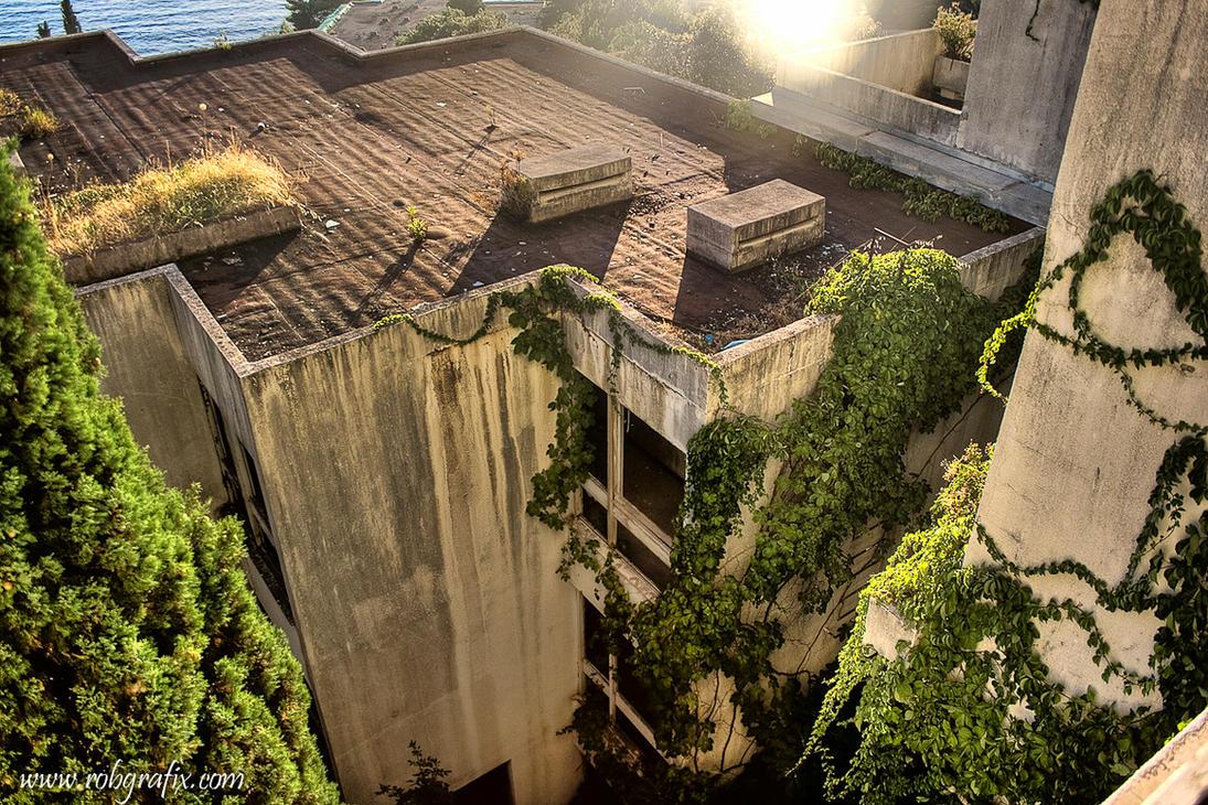 Hotell ambassador Abandoned by Robgrafix