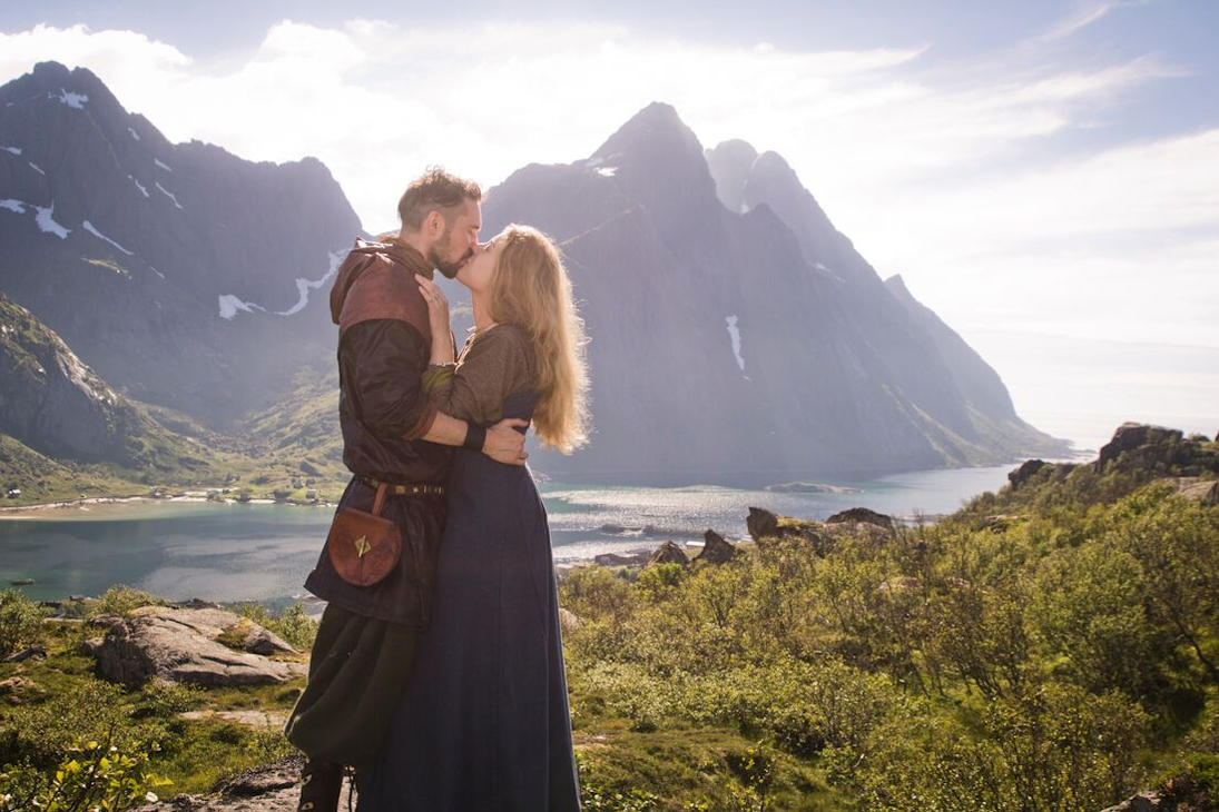 viking heart by Robgrafix