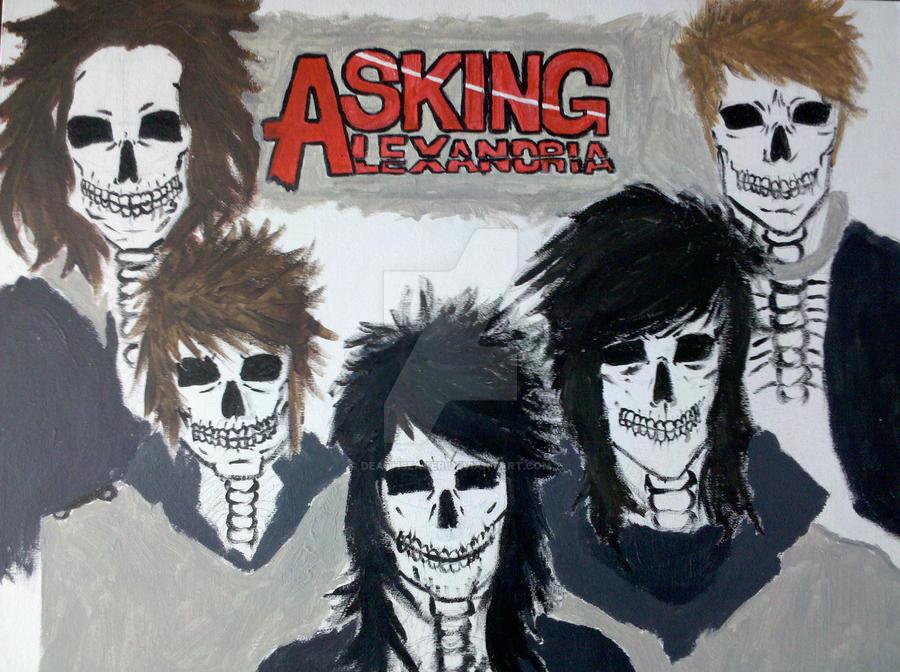 Asking Alexandria 2013 Album Asking Alexandria Memb...