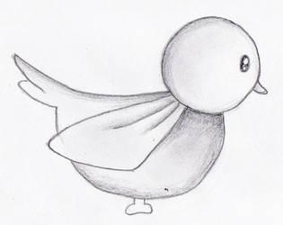 Animal Cartoon - bird