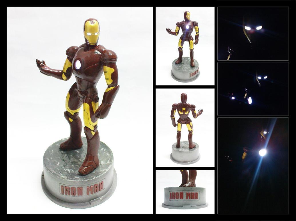 Iron Man by tkyzgallery