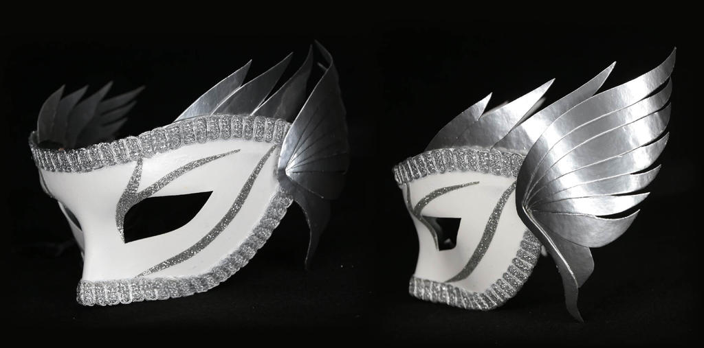 Thor's Masquerade Mask by tkyzgallery