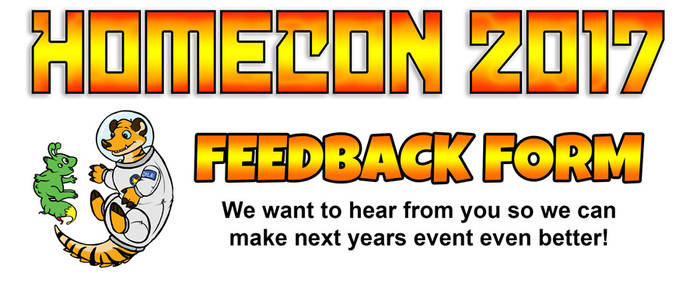 HomeCon Feedback Wanted!