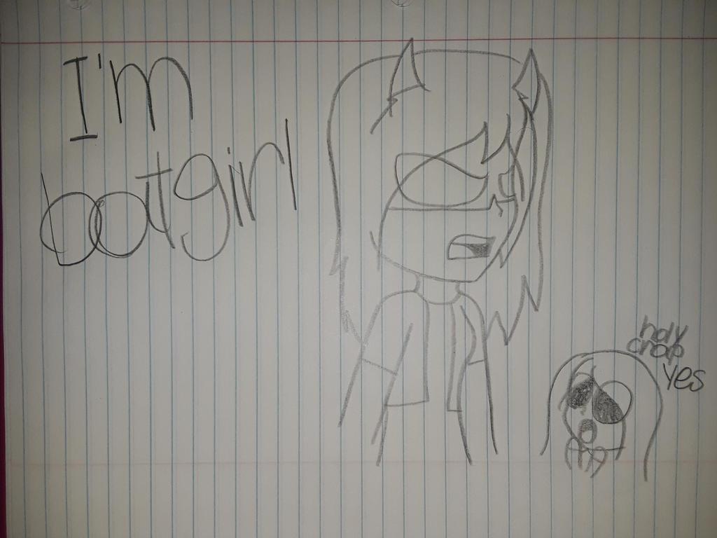 batgirl  by misskittykat345