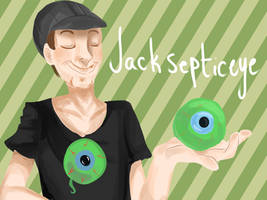 I Present You The Septic Eye by Xfato0maX-2001