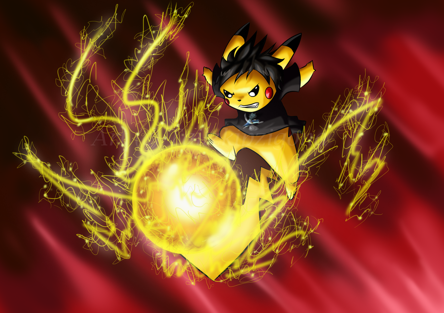 Electro ball by Tailzkip on DeviantArt