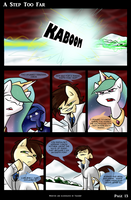 A Step Too Far - page 13 by Tailzkip