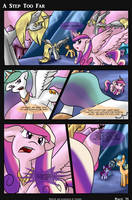 A Step Too Far - page 21 by Tailzkip