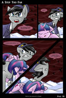 A Step Too Far - page 30 by Tailzkip