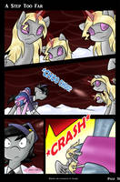 A Step Too Far - page 31 by Tailzkip