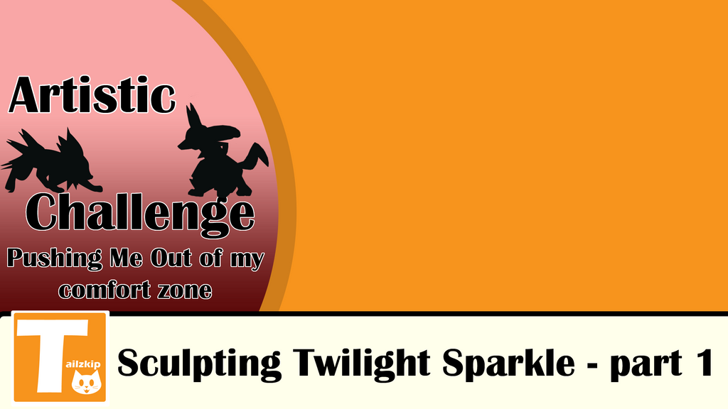 youtube Artistic challenge by Tailzkip