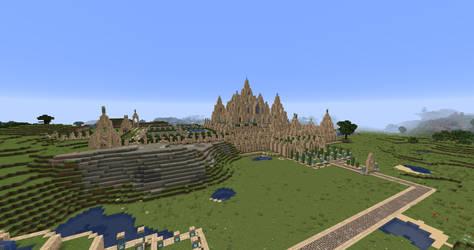 Minecraft Tempel