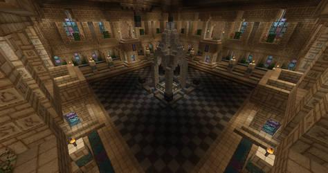 Minecraft Tempel Altar