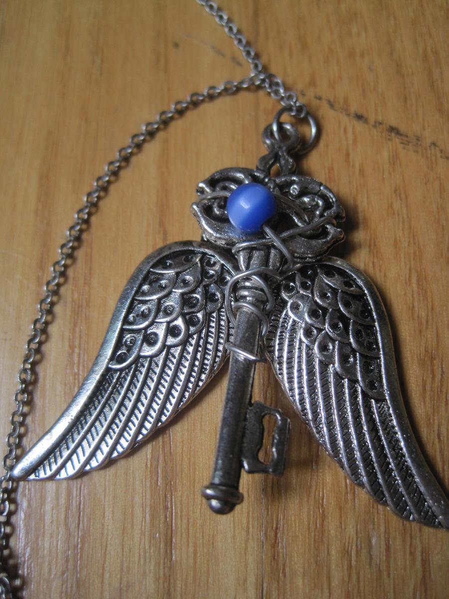 Rosary Funeral Flight by EnchantedTopaz