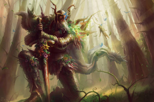 Gawain, Legacy of the Green Knight
