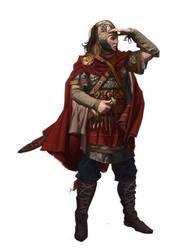 Saxon by JoelChaimHoltzman