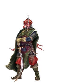 Abassid Warrior