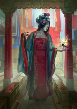 Khitai Sorceress