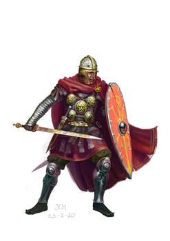 Byzantine Warrior