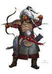 Khitan Warrior