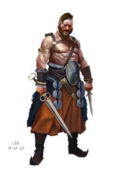 Severian Warrior