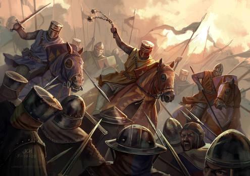 Western European Knights