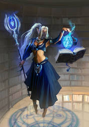 Sinaya the Archmage