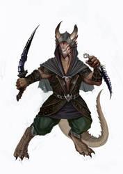 Dragonkin Rogue