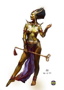 Lotus Empress