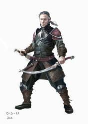 Elf Rogue