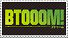 Btooom! Logo Stamp by SeiichiroYogaLBX21