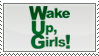 Wake Up Girls! Anime Stamp by SeiichiroYogaLBX21