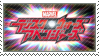 Disk Wars Avengers Anime Stamp