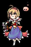 Alice Margatroid by AngelBunnyXOXO