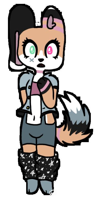 FoxBun by GwenCupcakes