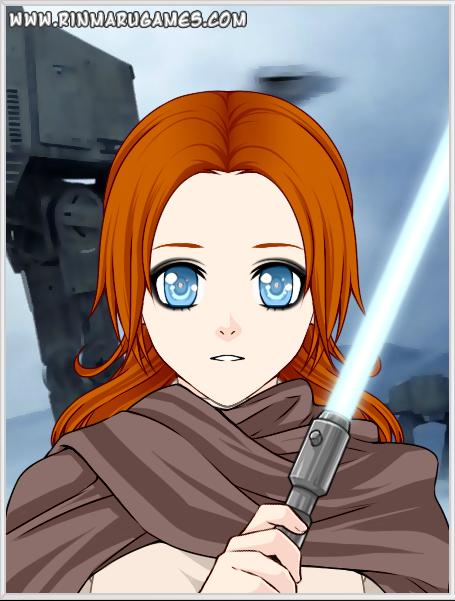 Female Obi-Wan Kenobi by thegreenyeun95
