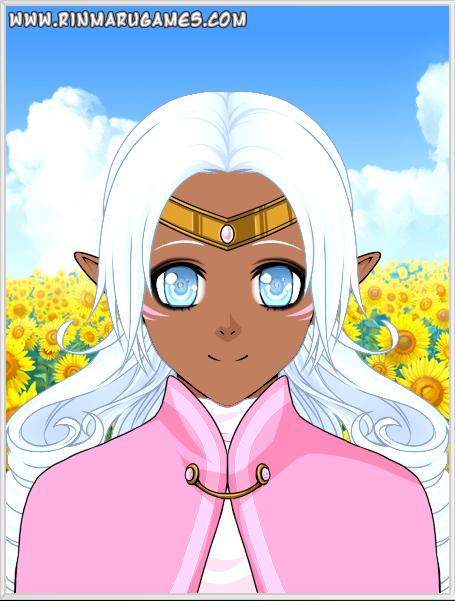 Allura wearing pink by thegreenyeun95