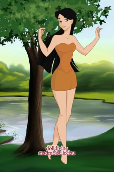 Pocahontas by thegreenyeun95