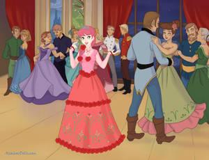 Amy the Rose Princess