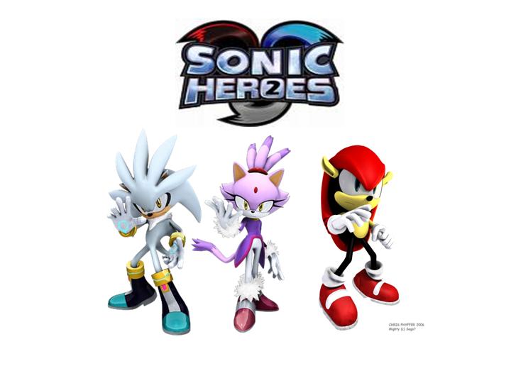Sonic Heroes 2 скачать торрент - фото 5