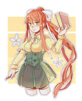 for monika by Dr-Influenza