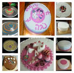 Pinata Sweets cake :D