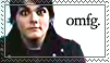 Gerard OMG Stamp by Rikku911