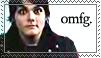 Gerard OMG Stamp by Rikku911
