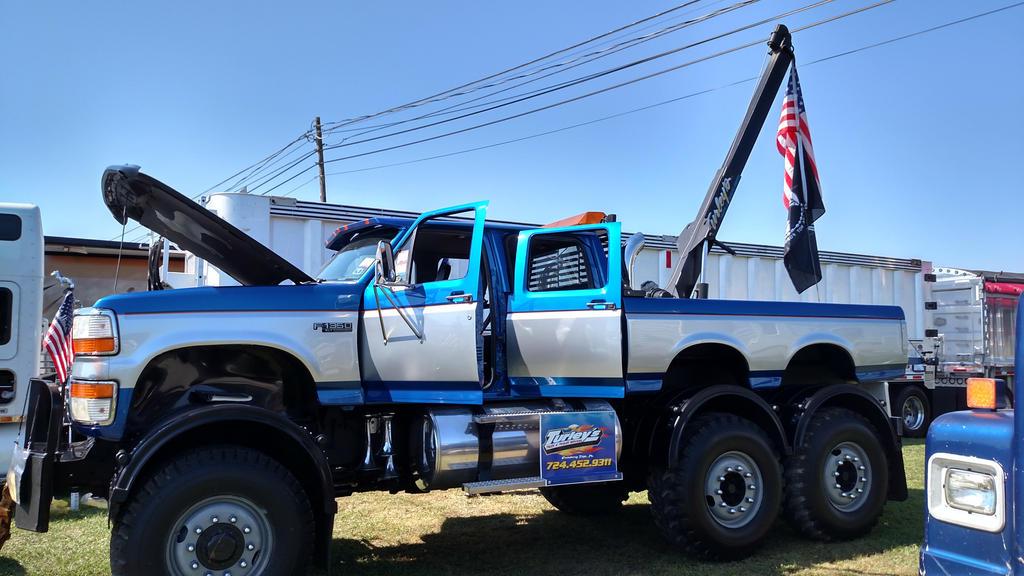 Bad Diesel Trucks >> Badass Tow Truck by Wolf427 on DeviantArt