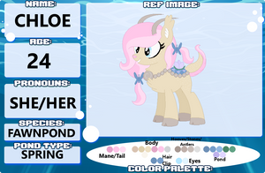 Pondpony Registration - Chloe
