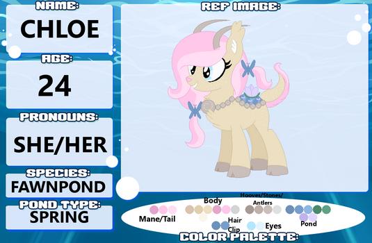 Pondpony Registration - Chloe