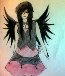 SP: Gothic Angel by Kairi995