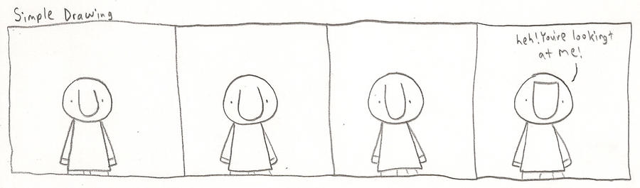 how to make a simple comic strip