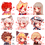 icon batch 1 by cmmn